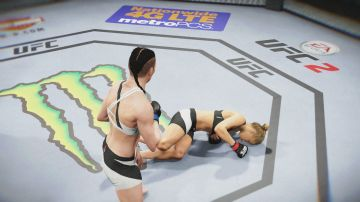 Immagine 1 del gioco EA Sports UFC 2 per Playstation 4