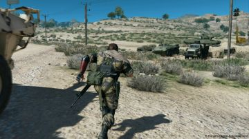 Immagine 5 del gioco Metal Gear Solid V: The Phantom Pain per Playstation 3