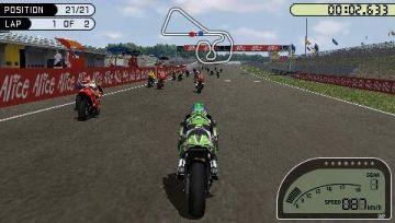 Immagine 5 del gioco MotoGP per Playstation PSP