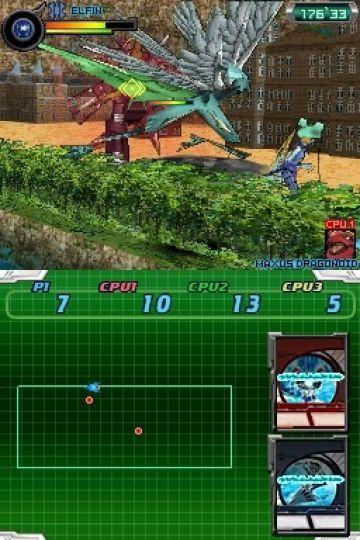 Immagine 3 del gioco Bakugan Battle Brawlers: I Difensori della Terra per Nintendo DS