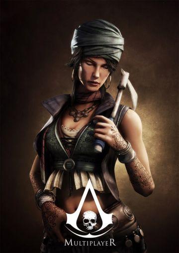 Immagine 1 del gioco Assassin's Creed IV Black Flag per Playstation 3