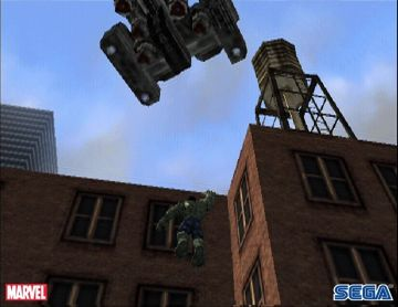 Immagine 1 del gioco L'Incredibile Hulk per Playstation 2