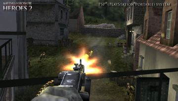 Immagine 1 del gioco Medal of Honor Heroes 2 per Playstation PSP