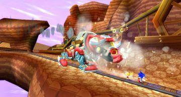 Immagine 5 del gioco Sonic Rivals 2 per Playstation PSP