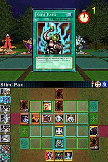 Immagine 1 del gioco Yu-Gi-Oh! GX Spirit Caller per Nintendo DS