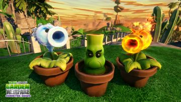 Immagine 1 del gioco Plants Vs Zombies Garden Warfare per Xbox 360