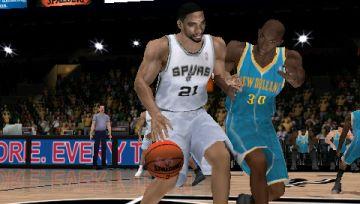 Immagine 1 del gioco NBA 2K11 per Playstation PSP