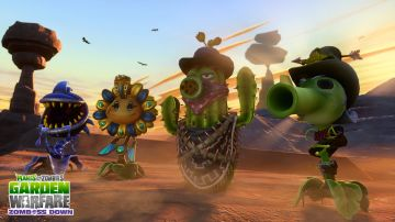Immagine 3 del gioco Plants Vs Zombies Garden Warfare per Xbox 360