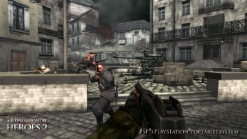 Immagine 3 del gioco Medal of Honor Heroes 2 per Playstation PSP