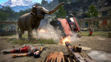 Immagine 4 del gioco Far Cry 4 per Playstation 3
