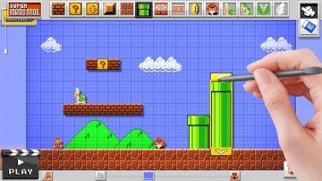 Immagine 3 del gioco Super Mario Maker per Nintendo Wii U