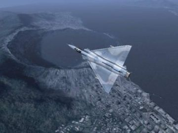 Immagine 3 del gioco Ace Combat 4:shattered skies per Playstation 2