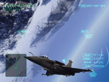 Immagine 1 del gioco Ace Combat 4:shattered skies per Playstation 2