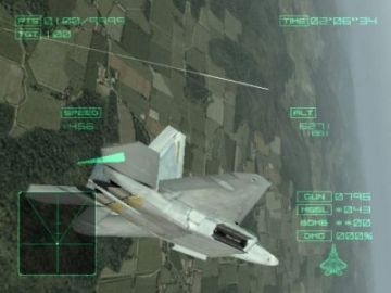 Immagine 4 del gioco Ace Combat 4:shattered skies per Playstation 2
