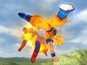 Immagine 1 del gioco Dragon ball Z - Budokai Tenkaichi 2 per Playstation 2