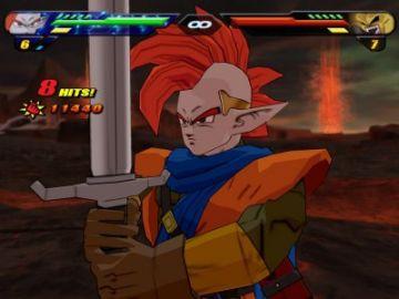 Immagine 4 del gioco Dragon ball Z - Budokai Tenkaichi 2 per Playstation 2