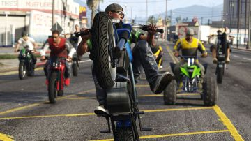Immagine 4 del gioco Grand Theft Auto V - GTA 5 per Playstation 4