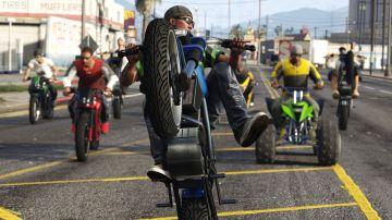 Immagine 5 del gioco Grand Theft Auto V - GTA 5 per Xbox 360