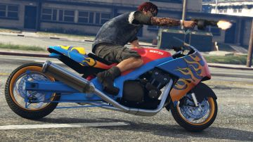 Immagine 2 del gioco Grand Theft Auto V - GTA 5 per Playstation 4