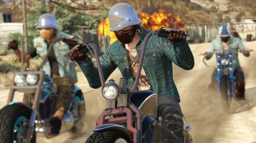 Immagine 3 del gioco Grand Theft Auto V - GTA 5 per Playstation 4