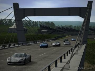 Immagine 2 del gioco Gran Turismo 4: The real driving simulator per Playstation 2
