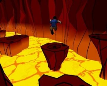 Immagine 2 del gioco Jackie Chan Adventures per Playstation 2