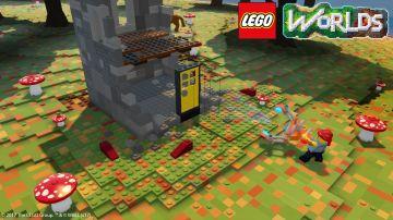 Immagine 1 del gioco LEGO Worlds per Xbox One
