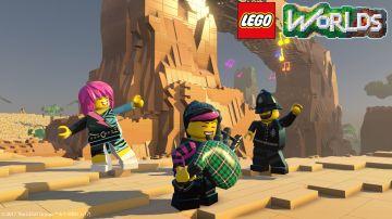 Immagine 2 del gioco LEGO Worlds per Xbox One