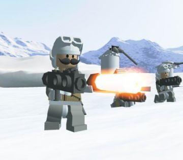 Immagine 1 del gioco LEGO Star Wars 2: La trilogia classica per Playstation 2