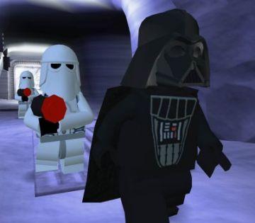 Immagine 2 del gioco LEGO Star Wars 2: La trilogia classica per Playstation 2