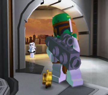 Immagine 4 del gioco LEGO Star Wars 2: La trilogia classica per Playstation 2