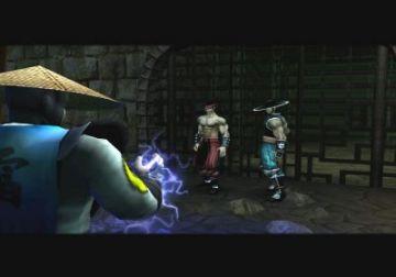 Immagine 2 del gioco Mortal Kombat: Shaolin Monks per Playstation 2