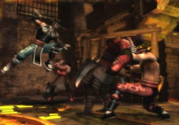 Immagine 3 del gioco Mortal Kombat: Shaolin Monks per Playstation 2