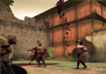 Immagine 5 del gioco Mortal Kombat: Shaolin Monks per Playstation 2
