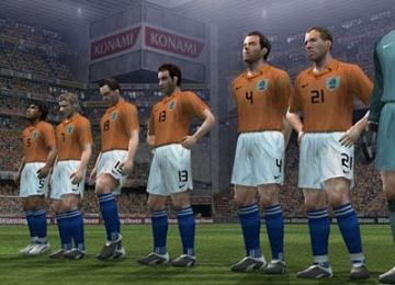 Immagine 5 del gioco Pro Evolution Soccer 6 per Playstation 2
