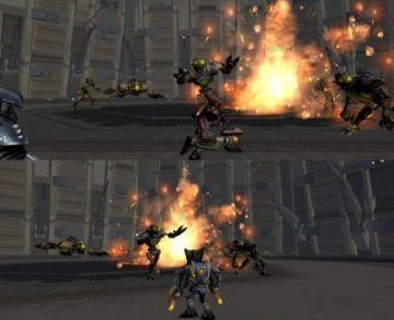 Immagine 4 del gioco Ratchet: Gladiator per Playstation 2