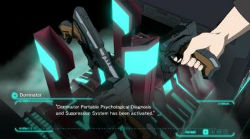 Immagine 1 del gioco PSYCHO-PASS: Mandatory Happiness per Playstation 4