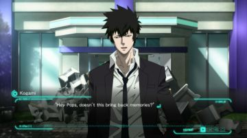 Immagine 3 del gioco PSYCHO-PASS: Mandatory Happiness per PSVITA