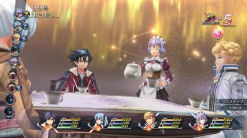 Immagine 4 del gioco The Legend of Heroes: Trails of Cold Steel 2 per Playstation 3