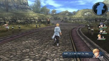 Immagine 5 del gioco The Legend of Heroes: Trails of Cold Steel 2 per PSVITA