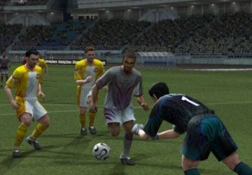 Immagine 2 del gioco Winning Eleven 10 per Playstation 2