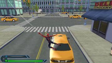 Immagine 1 del gioco Spider-Man 3 per Playstation PSP