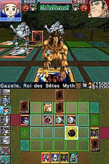 Immagine 3 del gioco Yu-Gi-Oh! GX Spirit Caller per Nintendo DS