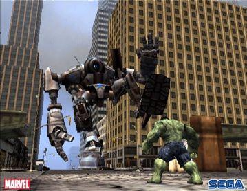 Immagine 4 del gioco L'Incredibile Hulk per Playstation 2
