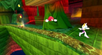 Immagine 4 del gioco Sonic Rivals 2 per Playstation PSP