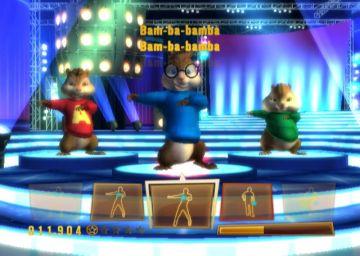 Immagine 1 del gioco Alvin & The Chipmunks per Nintendo Wii
