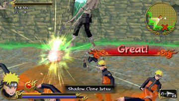 Immagine 5 del gioco Naruto Shippuden: Legends: Akatsuki Rising per Playstation PSP