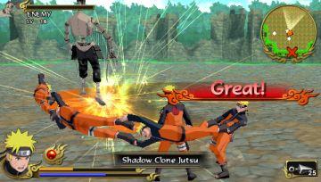 Immagine 4 del gioco Naruto Shippuden: Legends: Akatsuki Rising per Playstation PSP