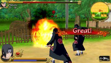 Immagine 3 del gioco Naruto Shippuden: Legends: Akatsuki Rising per Playstation PSP