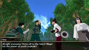 Immagine 1 del gioco Naruto Shippuden: Legends: Akatsuki Rising per Playstation PSP